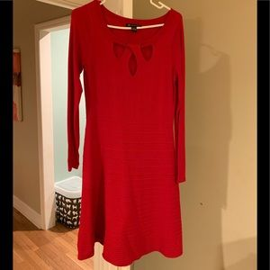 Red INC dress